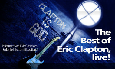 The best of Eric Clapton live